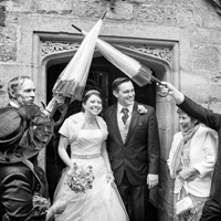 Marrion & Darren's Ripon wedding story