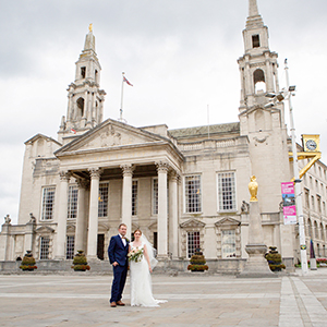 civic hall wedding leeds